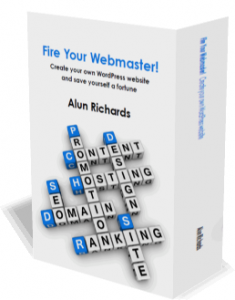 Fire Your Webmaster Book png